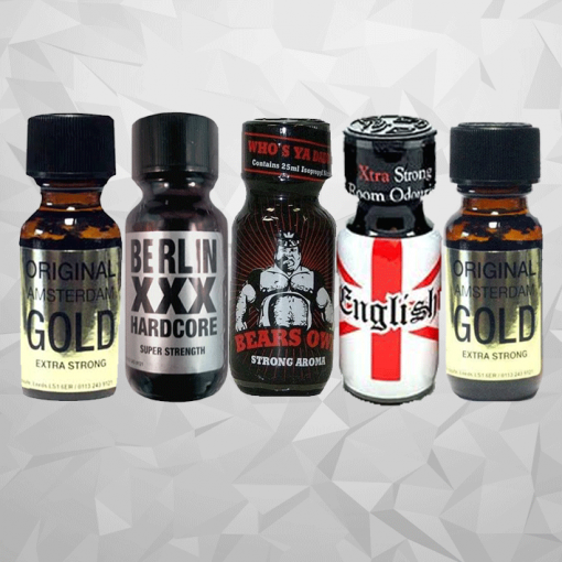Mixed Room Aromas 25ml Pack