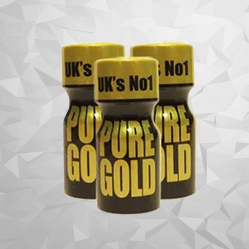 Pure Gold 3x10ml